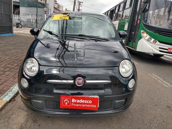 Fiat 500 2012 1.4 Cult Flex Dualogic 3p - Esquina Automoveis