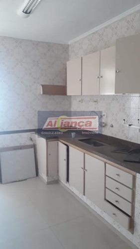 Imagem 1 de 15 de Apartamento Com 2 Dormitórios À Venda, 66 M² Por R$ 250.000,00 - Vila Rachid - Guarulhos/sp - Ai18963