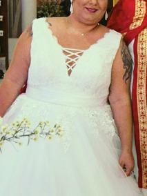 2bf62c0987 Vestido De Noiva Plus Size Usado Baratos - Vestidos Femininos De ...