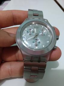 Relógio Swatch Swiss - Irony Diaphane
