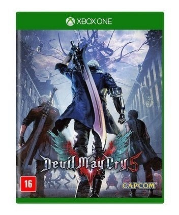 Devil May Cry 5 Xbox One Mídia Física