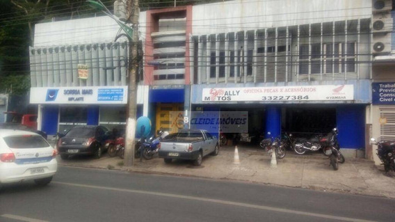 Sala Comercial Parte Superior Do Prédio Avenida Tenente Coronel Duarte, Sala 250,00 Metros - Sl0056