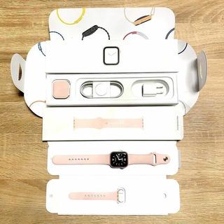 Apple Watch Series 3 Negro/42mm
