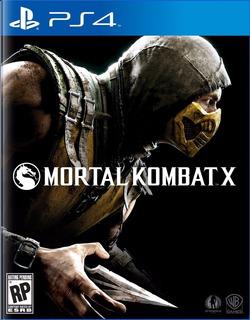 Mortal Kombat X - Original 2 - Psn