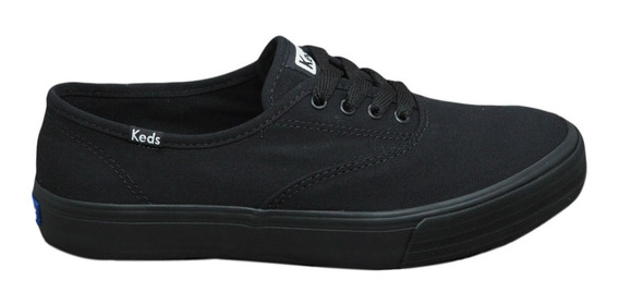 Tênis Keds Double Dutch Canvas Preto/preto