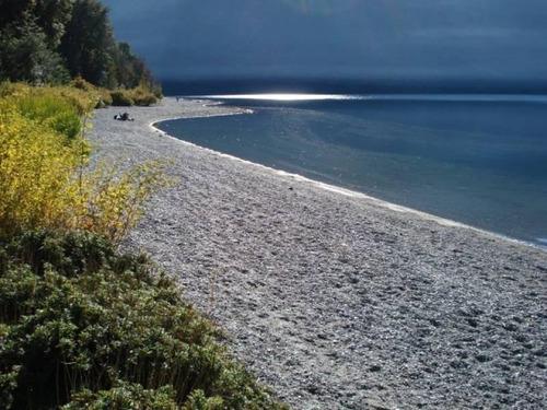 Terreno Con Costa De Lago Gutierrez, Playa Y Bosque, San Carlos De Bariloche - Ruta 40