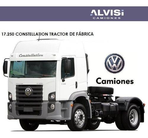 Volkswagen 17-250 Constellation Tractor D. Fábrica + Iva