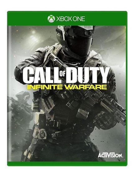 Call Of Duty Infinite Warfare Xbox One Pronta Entrega