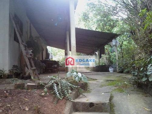 Imagem 1 de 11 de Chácara À Venda, 7600 M² Por R$ 590.000,00 - Jardim São Leopoldo - São José Dos Campos/sp - Ch0093