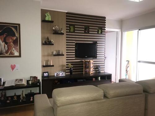 Imagem 1 de 30 de Apartamento Cobertura Duplex À Venda Em São Paulo/sp - 637
