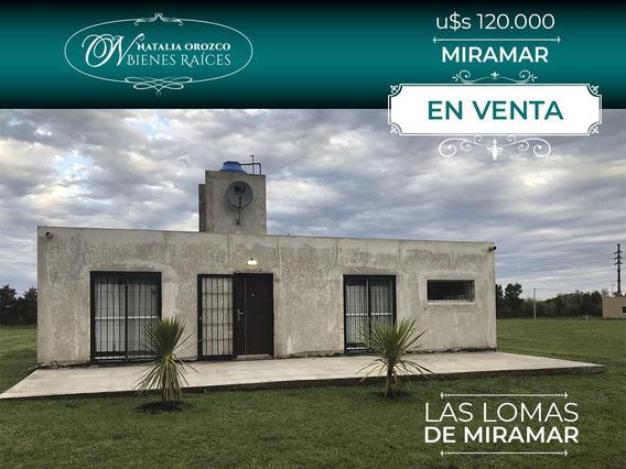Hermosa Casa - Miramar - Barrio Cerrado Las Lomas De Miramar