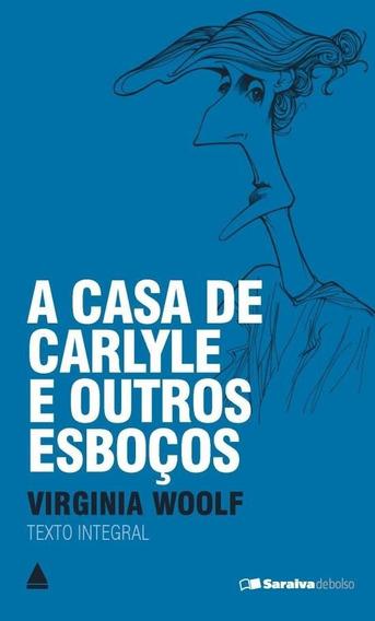 Livro Bolso A Casa De Carlyle Outros Esboços Virginia Woolf