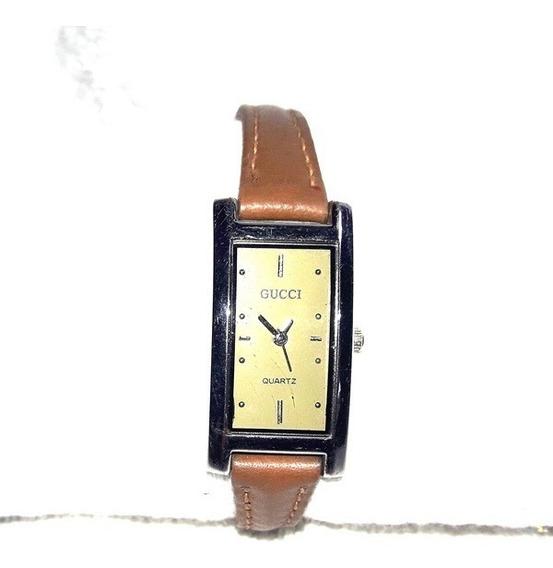 039 RLG- Relógio De Pulso Gucci- Quartz- Original