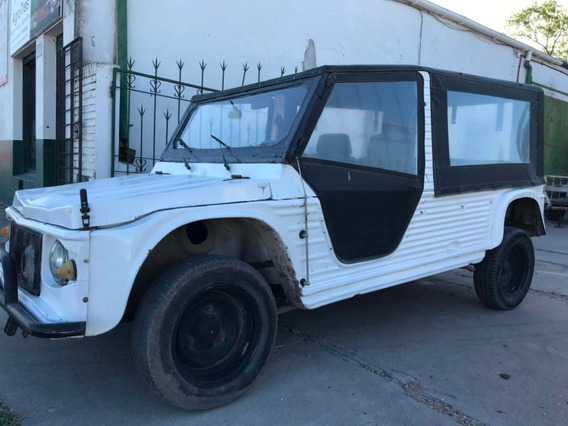 Citroen Mehari Motor 3 Cv Impecable Estado