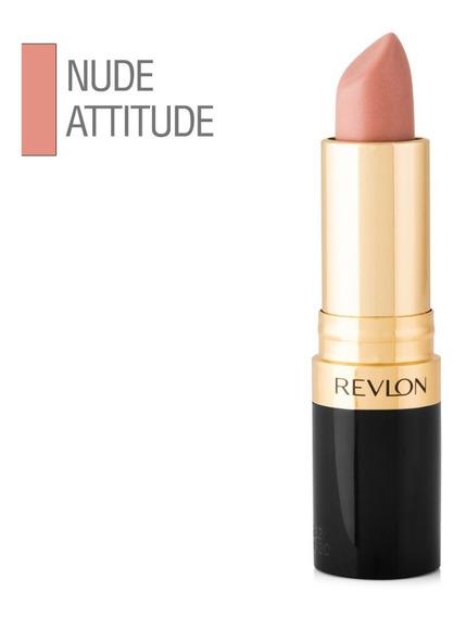 Lapiz Labial Revlon Numero 001 Nude Attitude - Usa