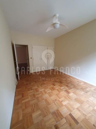 Apartamento Para Locação No Bairro Higienópolis Em São Paulo - Cod: Cf64644 - Cf64644