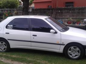 Peugeot 306 2.0 Xr 16v Naftero Gomas Nuevas !