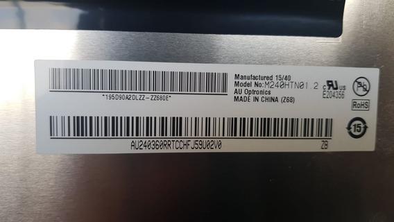 Display M240htn01. 2 -24 Polegada T24b350lb