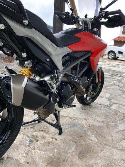 Motocicleta Ducati Hyperstrada 821 Cc 2013