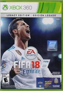 Fifa 18 Xbox 360 Digital