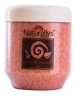 Sais De Banho Aroma Pitanga Naturallys