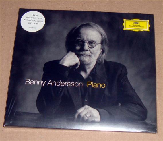 Benny Andersson Piano / Abba Chess Cd Nuevo / Kktus
