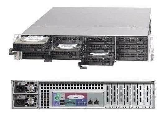 Servidor Rack Netgear Readynas 3200 Servidor De Rede Storage