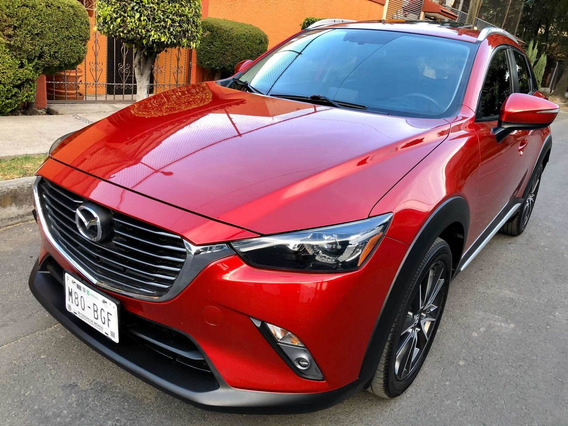 Mazda Cx-3 2.0 Grand Touring Factura Original Seminueva Aut