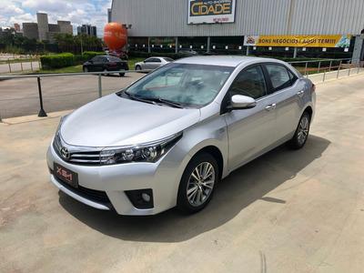 Toyota Corolla 2015, 2.0, 16v, Altis, Flex, Top De Linha
