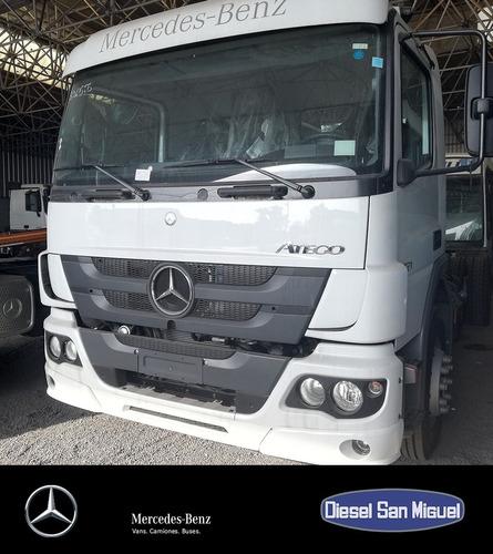 Mercedes Benz Atego 1721/48 Cn Diesel 0km Plan Renovación