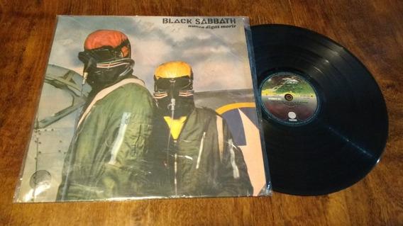 Black Sabbath Nunca Digas Morir Lp Vinilo Disco
