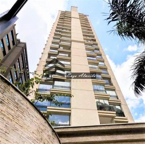 Apartamento Para Venda Em São Paulo, Vila Mariana, 2 Dormitórios, 2 Suítes, 3 Banheiros - 1546_1-1713160