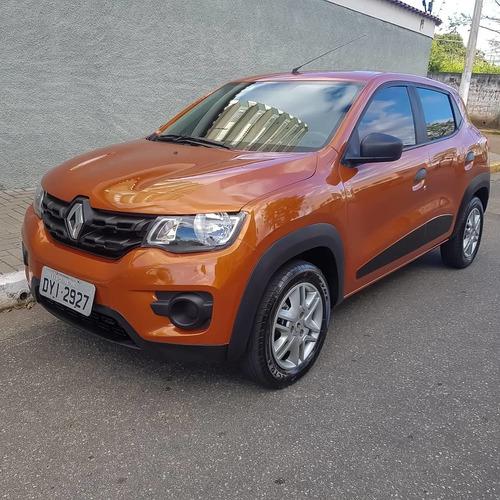 Renault Kwid 2019 1.0 12v Zen Sce 5p