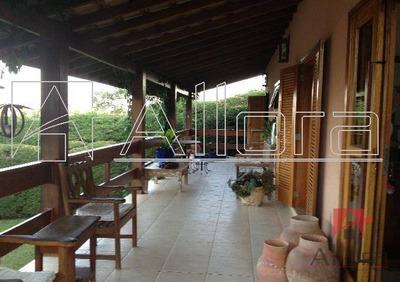 Chácara Alto Padrão Residencial À Venda, Curitibanos, Bragança Paulista. - Ch0010