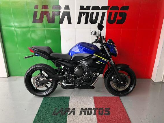 Yamaha Xj-6n Abs ,2019 Financiamos E Parcelamos No Cartão