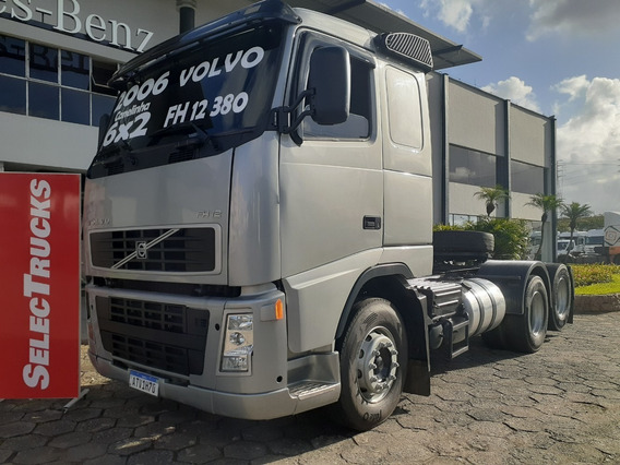 Volvo Fh12 380 Leito Canelinha Selectrucks