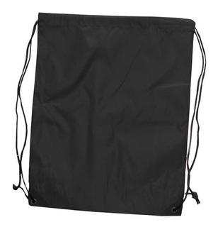 Bolso Polyester Tipo Morral Para Sublimacion - Pack 25und