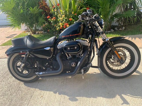 Harley Davidson, Forty Eight Sportster, 2015