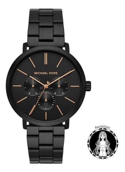 Relógio Michael Kors Analógico Mk8703/1pn C/ Nf E Garantia U