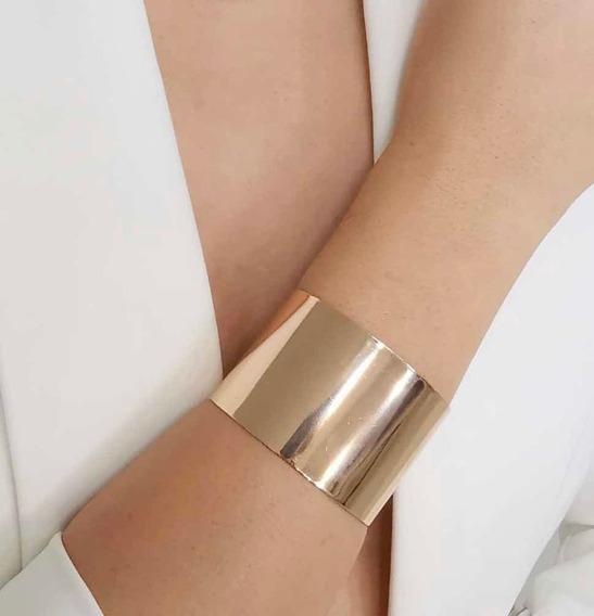 Bracelete Banhado Em Ouro