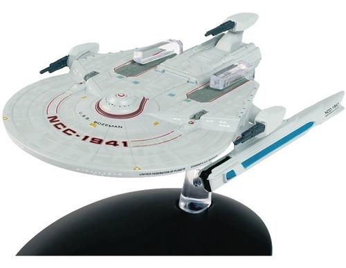 Miniatura Star Trek 120 Uss Bozeman - Bonellihq L19