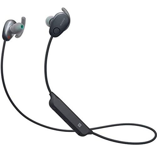 Imagen 1 de 1 de Sony Wi-sp600n Negro Premium Impermeable Bluetooth Inalambr