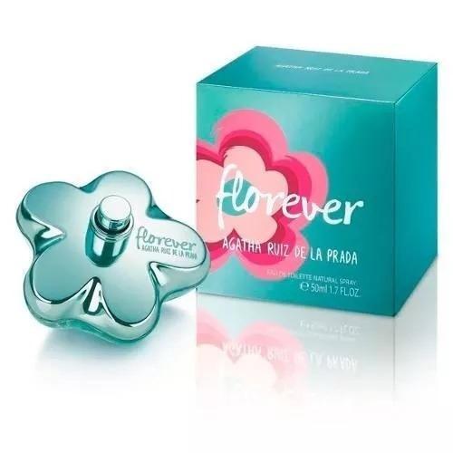 Perfume Florever Agatha Ruiz De La Prada Edt Feminino 80ml