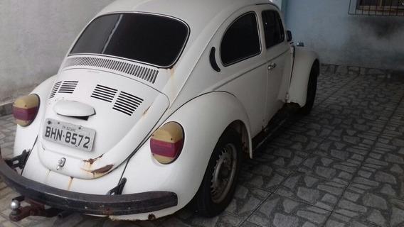 Volkswagen Fusca 1.6 - 1 Carburador