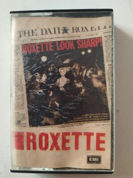 Roxette Look Sharp Cassette Duncant