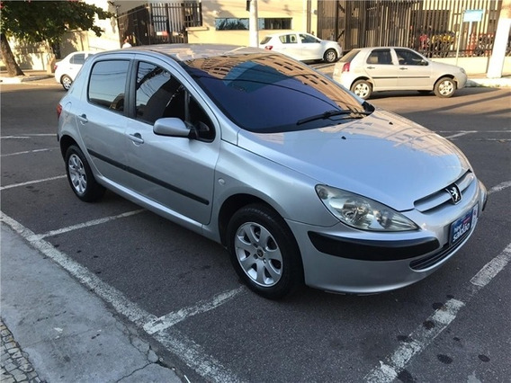 Peugeot 307 1.6 Presence Pack 16v Gasolina 4p Manual