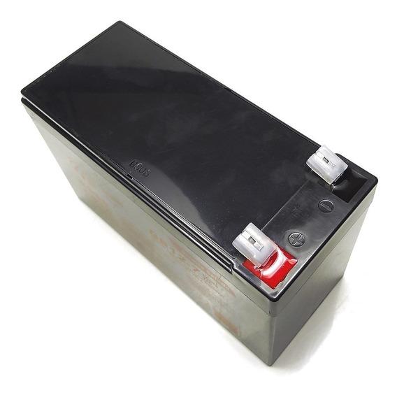 Kit 2 Bateria Selada Global 12v 28w - Gp 1272 F2 - 12v 7,2ah