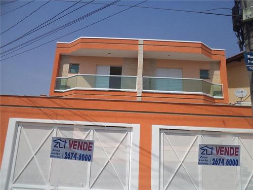 Sobrado Residencial À Venda, Vila Santa Isabel, São Paulo - So1620. - So1620