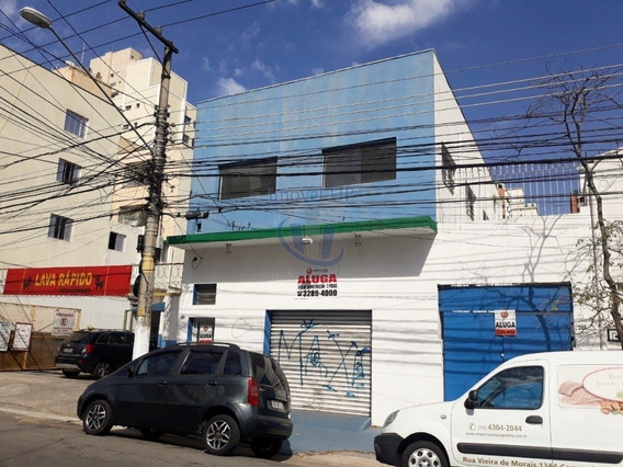 Predio Comercial Para Locacao, Rua De Muita Circulacao Pacote R$ R$11260,24 ! - L-1272