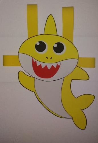 Disfraz Diseño B Shark Todos Los Personajes